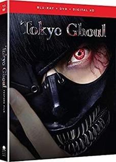 Tokyo Ghoul: The Movie Tokyo Ghoul: The Movie Bluray + Dvd