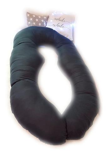 Imagen 1 de 4 de Almohada Lactancia Embarazadas,descanso,amamantar+cervical¡