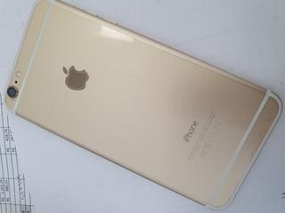 Celular iPhone 6s Plus 64 Gigas Dourado