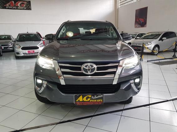 Toyota Hilux Sw4 Srx 2.8 Turbo 4x4 Blindada 2018 Só 47900km