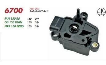 Sensor Hibrido Cg 150 / Fan 150 / Titan 150 / Mix 150 / Bros