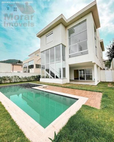 Imagem 1 de 10 de Casa Em Condomínio Para Venda Em Santana De Parnaíba, Tamboré, 4 Dormitórios, 4 Suítes, 6 Banheiros, 6 Vagas - Fe10_2-1162587