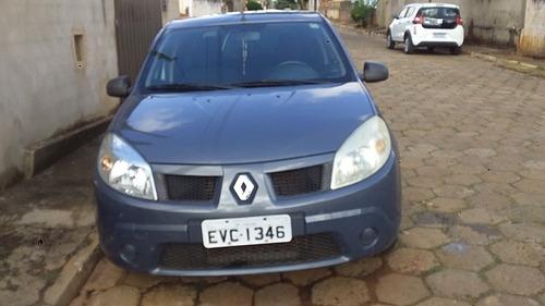 Renault Sandero 2011 1.0 16v Authentique Hi-flex 5p