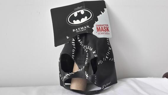 Catwoman Gatúbela Batman Returns Mascara Michelle Pfeiffer