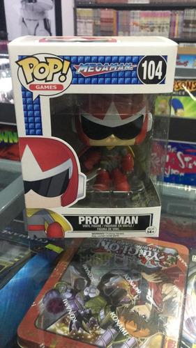 Funko Pop! Proto Man # 104