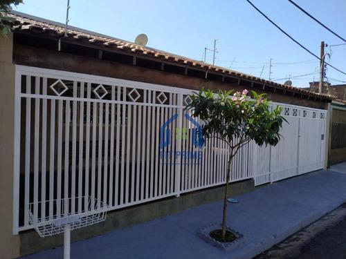 Casa Com 3 Dormitórios À Venda, 128 M² Por R$ 195.000,00 - Jardim Maria Lúcia - São José Do Rio Preto/sp - Ca2373