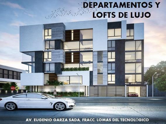 Garza Sada: Departamentos En Venta Lomas Del Tec | Tipo 6