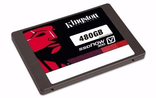 Hd Ssd 480gb 2.5 Kingston