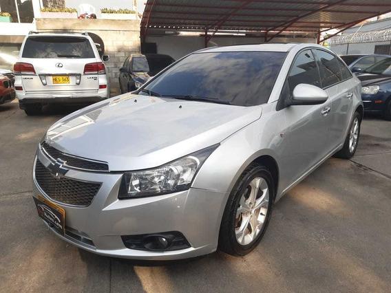 Chevrolet Cruze Platinum Lt Automatico 1.8 4p Ct Tc 2012