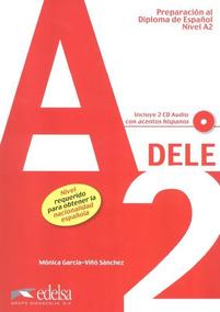 Preparacion Al Diploma De Espanol - Dele A2 - Livro + Cd(2