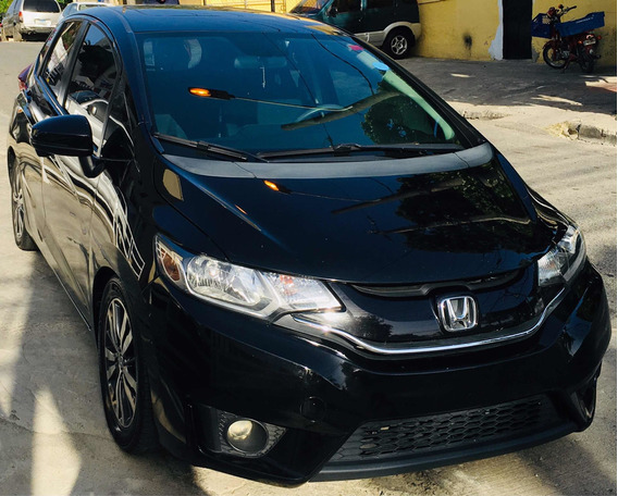 Honda Fit 2015 Ex-l Full