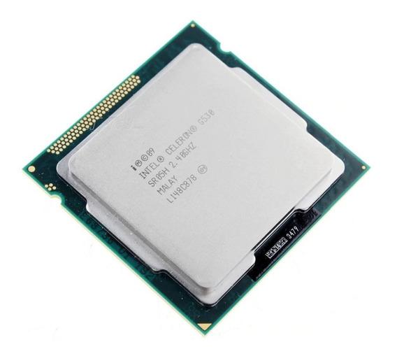 Processador Intel Celeron G530 2.40ghz 2mb Oem Lga 1155 Top!