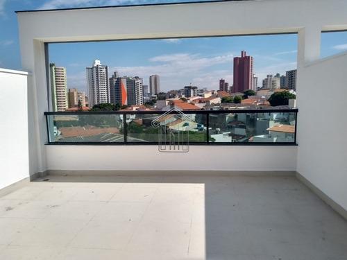 Apartamento Sem Condomínio Cobertura Para Venda No Bairro Vila Floresta - 13533junho2021