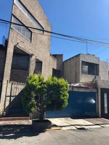 Excelente Casa En Venta En Coyoacan