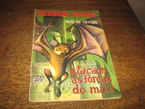 Terror Negro Nº 138 Fev/1960 La Selva Original Leia