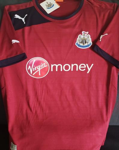Camisa Newcastle 2012 2013 - Sissoko #7 - Oficial / Original