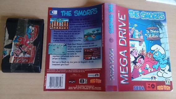 The Smurfs Mega Drive