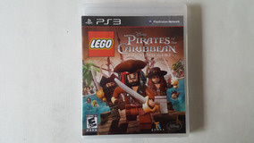 Lego Disney Pirates Of The Caribbean - Ps3 - Original