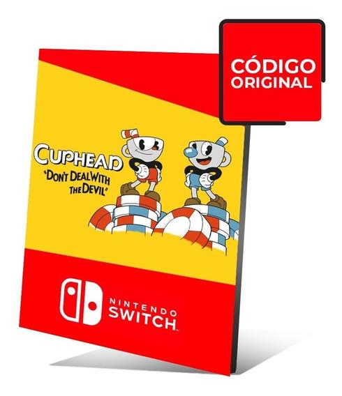 Cuphead - Jogo Nintendo Switch - Código Digital