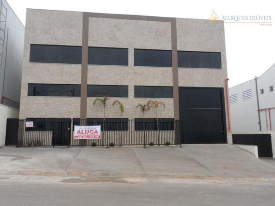 Galpão Para Alugar, 1060 M² Por R$ 14.000,00/mês - Parque Comercial - Indaiatuba/sp - Ga0221
