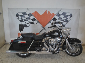 Harley Davidson Road King Classic Flhrci 1600cc Modelo 2010