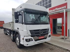 Mercedes Benz Atego 2430 8x2 = Selectrucks - 2014
