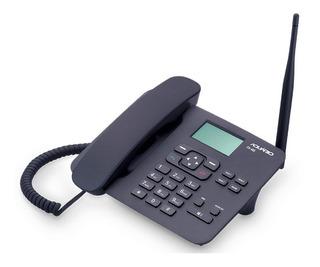 Telefone Celular Aquario De Mesa Rural Ca-40s - Envio Full