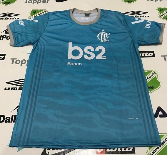 Camisa Flamengo Goleiro Diego Alves