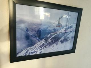 Suiza En Las Alturas, Fotografía Original