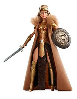 Barbie Wonder Woman Queen Hippolyta Doll