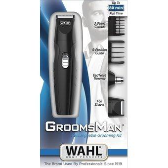 Detalladora P/ Cuerpo Recarg Groomsman Pro 9685-008 Wahl