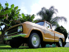 Chevrolet/gm C-14 C-10 1978 6 Cilindros Automática