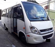 Micro Ônibus Iveco City Class 26 Lugares 2014 Com Ar Condic