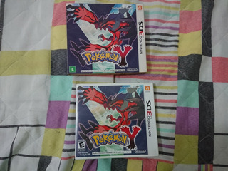 Pokémon Y Version