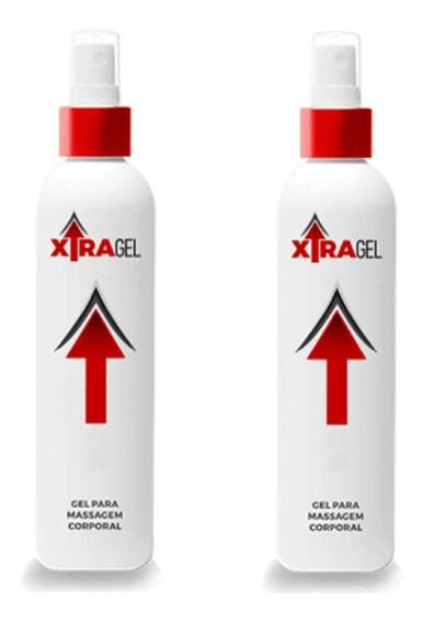 2 Xtragel - Original 200ml Pronta Entrega - Frasco De 100ml