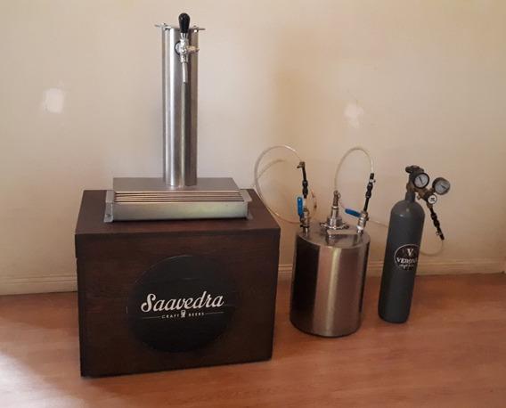 Chopera De Cerveza - Profesional - Apta Para Bar