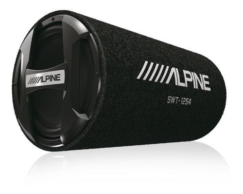 Combo Caja Alpine Swt-12 + Potencia Bbx-t600 - Audio Baires