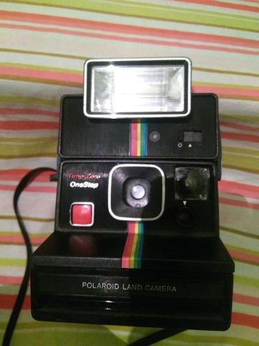 Máquina Polaroid Time Zero - One Step Com Flash