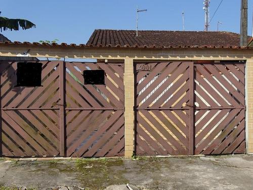 Casa  Residencial À Venda, Flórida Mirim, Mongaguá. - Ca0095