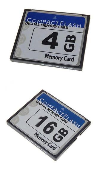 4gb + 16gb 133x Velocidade Cf Compacto Flash Memória Cartã