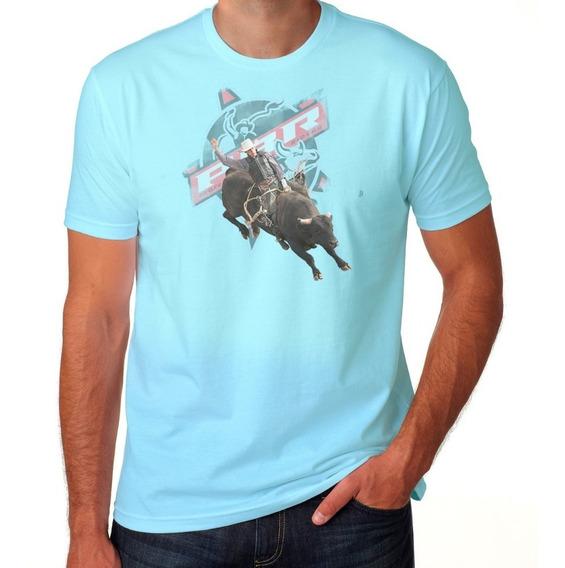 Camiseta Pbr Rodeio Em Touros Cowboy Country Bull Ryder