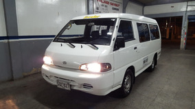 Hyundai H100 Microbus Escolar Especial
