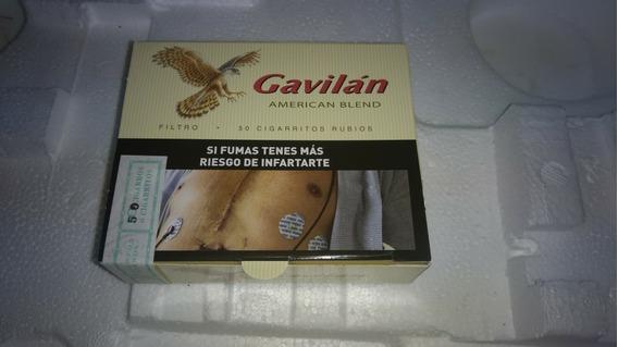 Cigarrillos Gavilan X 50 Unidades