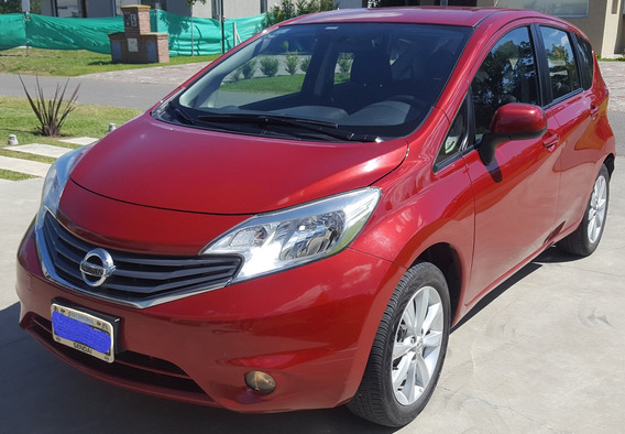 Nissan Note Exclusive 1.6 Automatico Cvt Pure Drive