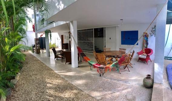 Se Alquila Casa 350m2 4h+s/3b+s/3p Altamira