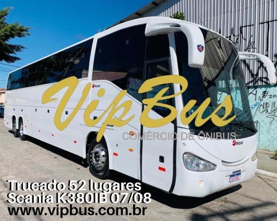 Scania Trucado K380 Irizar Century 390 52 Lugares Vip Bus