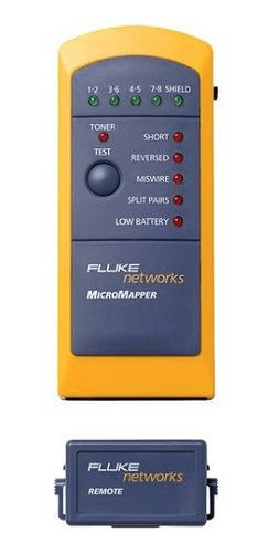 Imagem 1 de 3 de Testador De Cabos Fluke Mt-8200-49a