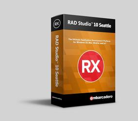 Embarcadero Rad Studio Delphi Rio 10.3.1 Nova Ver Receb Hoje