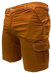 Bermudas Coloridas Short Masculino