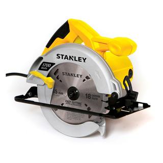 Sierra Circular 7 1/4 (185mm) 1700w Stanley Stsc1718